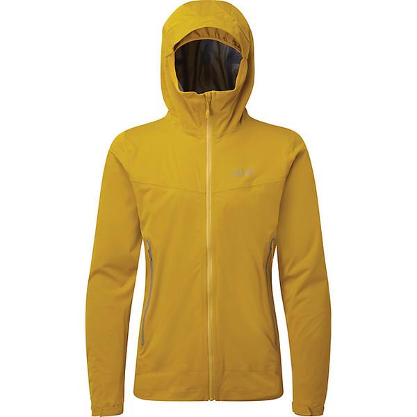 ラブ メンズ ジャケット&ブルゾン アウター Rab Men's Kinetic Plus Jacket Dark Sulphur
