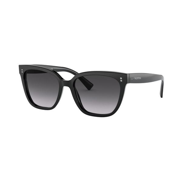 2021年新作入荷 ヴァレンティノ レディース サングラス&アイウェア アクセサリー Sunglasses, VA4070 55 BLACK/GRADIENT BLACK, 東祖谷山村 4f46a580