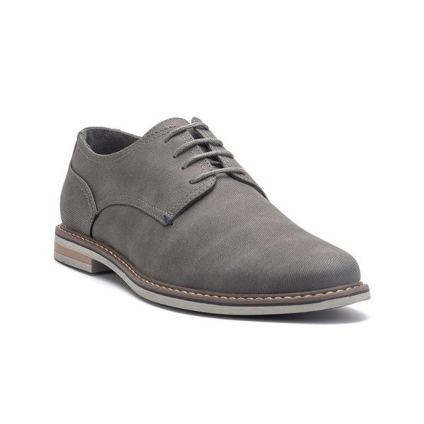 シューズ メンズ Kyrie Men's Dark エックスレイ ドレスシューズ Oxfords Grey Shoe