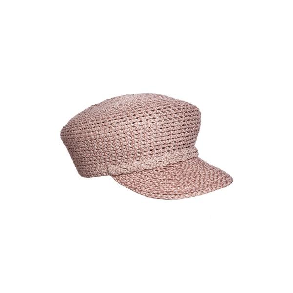 エリックジャヴィッツ レディース アクセサリー 帽子 Blush 全商品無料サイズ交換 エリックジャヴィッツ レディース 帽子 アクセサリー Eric Javits Capitan Squishee Cap Blush