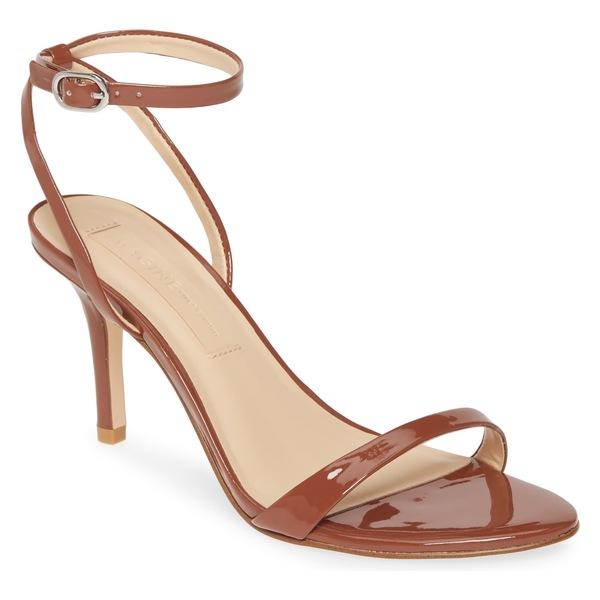 イマジン ヴィンス カムート レディース サンダル シューズ Imagine by Vince Camuto Rayan Ankle Strap Sandal (Women) Zircon Leather