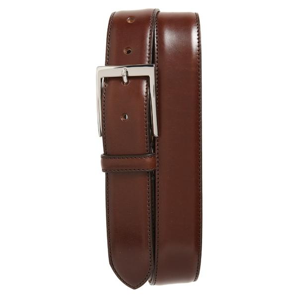 トゥーブート メンズ ベルト アクセサリー To Boot New York Leather Belt Parma Marrone