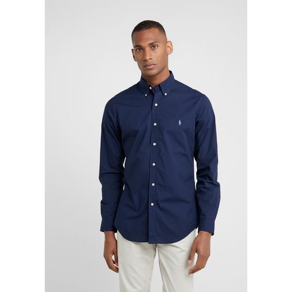 ラルフローレン メンズ トップス シャツ newport navy 全商品無料サイズ交換 <セール&特集> wkpz0042 - NATURAL 新生活 SLIM FIT Shirt