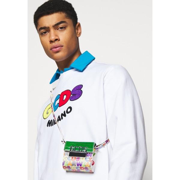 ジーシーディーエス メンズ バッグ ショルダーバッグ 信頼 multicolor 全商品無料サイズ交換 CUBE body Across - bag wkpz0044 UNISEX BAG 登場大人気アイテム