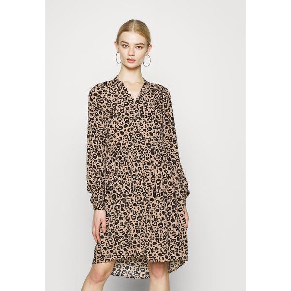 格安 ヴェロモーダ レディース 推奨 トップス ワンピース natural 全商品無料サイズ交換 VMNANCY DRESS wkpz0046 - dress Day