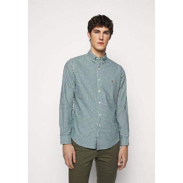 ラルフローレン メンズ トップス シャツ pine white Shirt wkvy0180 マーケティング - 永遠の定番モデル 全商品無料サイズ交換 OXFORD