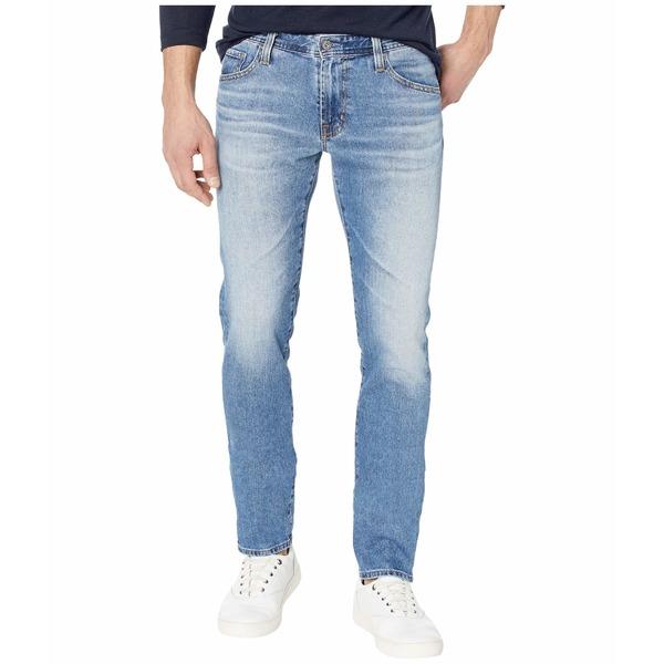 エージー アドリアーノゴールドシュミット メンズ デニムパンツ ボトムス Tellis Modern Slim Leg Jeans in Rising Star Rising Star