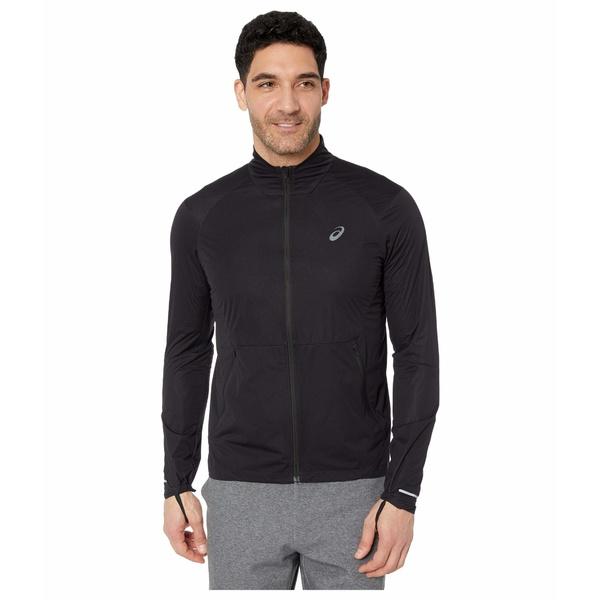 アシックス メンズ コート アウター Ventilate Jacket Performance Black