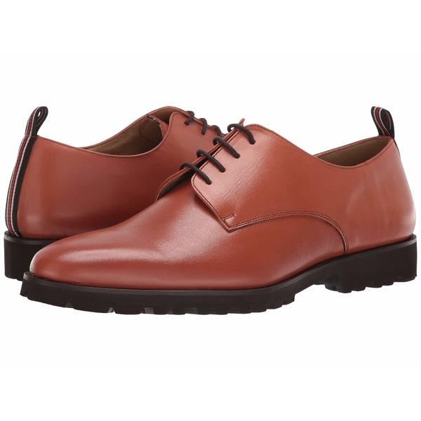 カルロスサンタナ メンズ ドレスシューズ シューズ Power Lite Oxford Cognac Full Grain Calfskin Leather