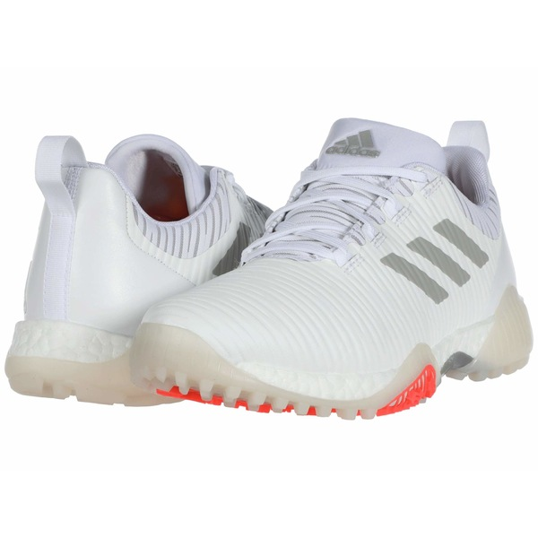 アディダス メンズ スニーカー シューズ Codechaos Footwear White/Crystal White/Grey