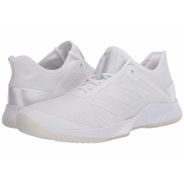 アディダス レディース スニーカー シューズ Adizero Club Footwear White/Footwear White/Footwear White