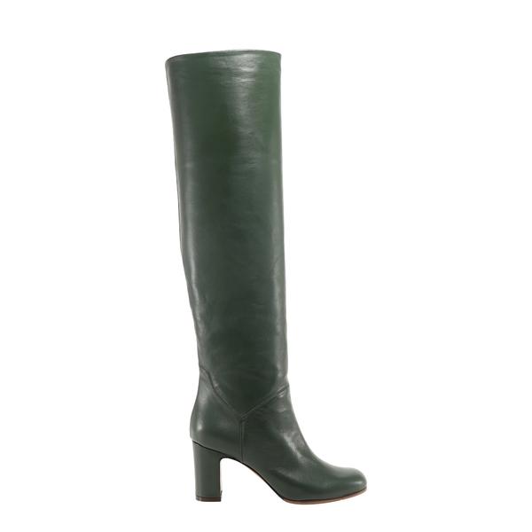 気質アップ ロートルショーズ レディース ブーツ&レインブーツ シューズ L'Autre Chose Knee-High Block Heel Boots -, ポップマート 96bb95a4