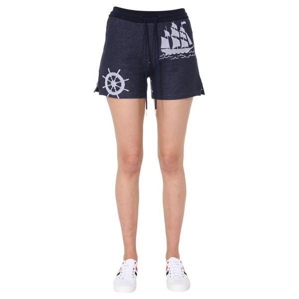 最上の品質な トムブラウン レディース カジュアルパンツ ボトムス Thom Browne Printed Shorts -, 大特価!! d45d9f75