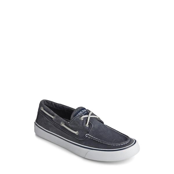 スペリー メンズ シューズ スリッポン・ローファー Navy 全商品無料サイズ交換 スペリー メンズ スリッポン・ローファー シューズ Bahama II Boat Shoe Navy