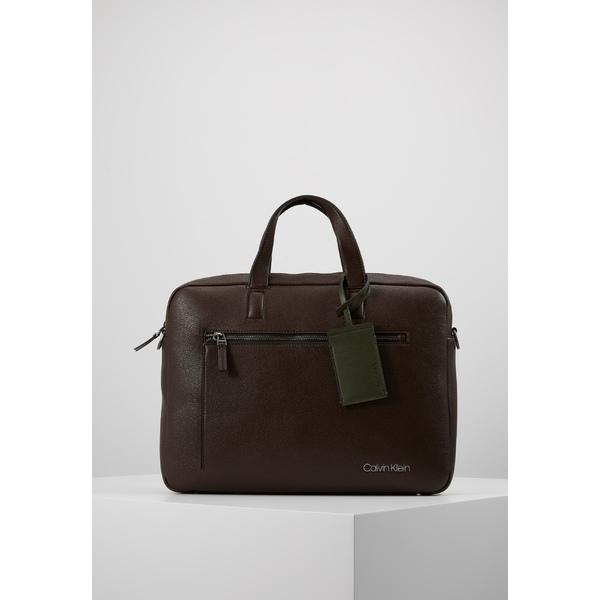 カルバンクライン メンズ バッグ ショルダーバッグ black 送料0円 安値 全商品無料サイズ交換 wnft0269 BAG Briefcase - LAPTOP POCKET