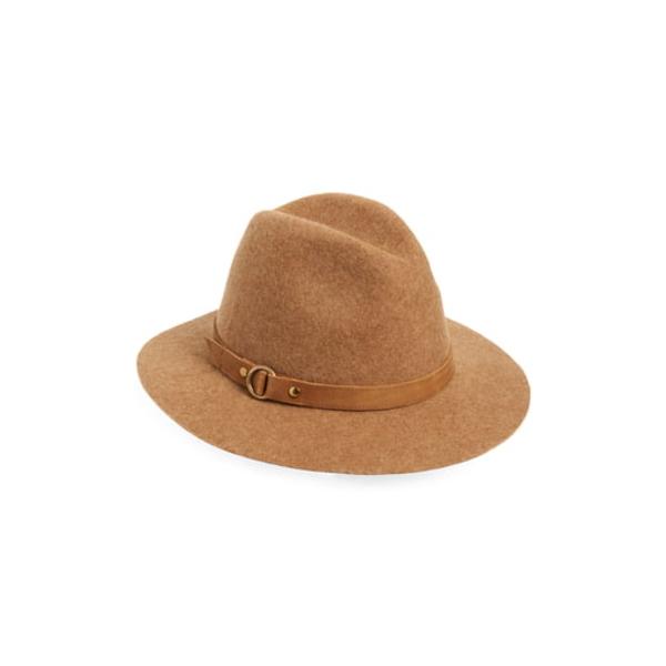 フライ レディース アクセサリー 帽子 送料込 LT BROWN Harness 至高 Felt 全商品無料サイズ交換 Tall Hat