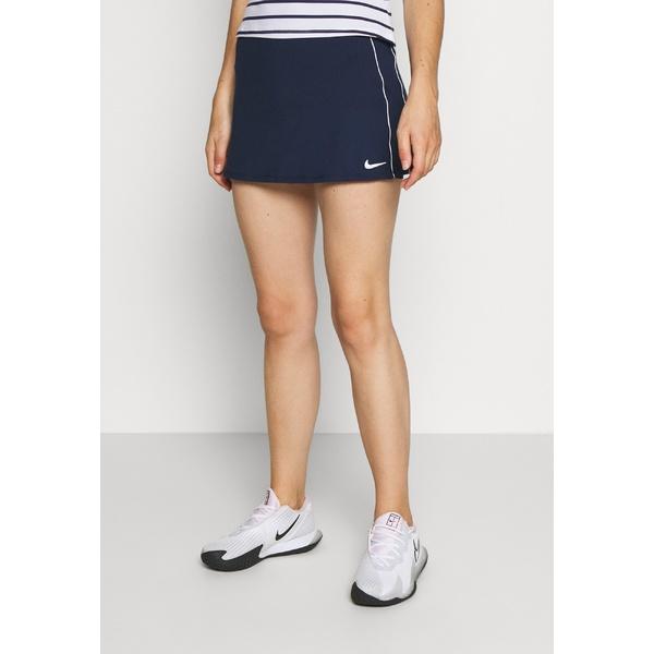 お買い得品 ナイキ レディース ボトムス スカート 今だけスーパーセール限定 college navy white DRY Sports wpac0141 全商品無料サイズ交換 SKIRT skirt -