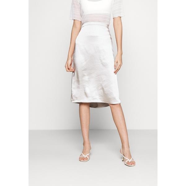 ヴィラ レディース ボトムス スカート dove 新作製品 世界最高品質人気 全商品無料サイズ交換 VIMEKO SKIRT wpkj0233 A-line skirt - 新商品 MIDI