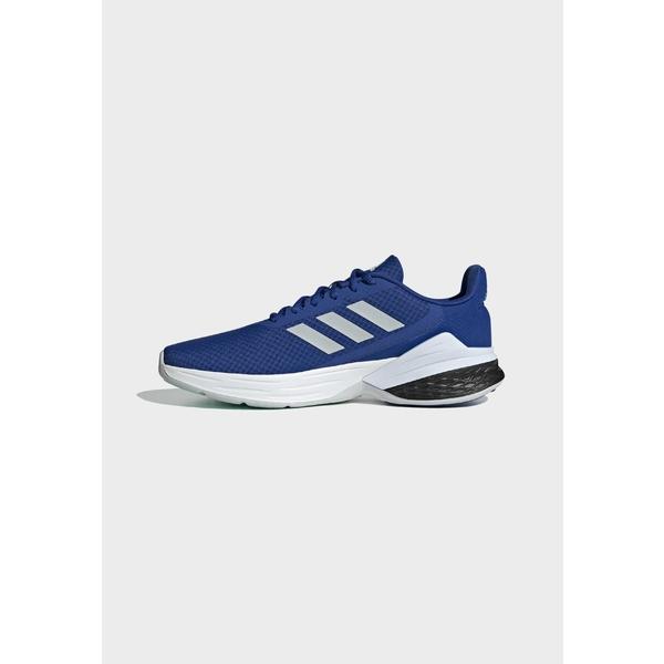 アディダス メンズ ランニング スポーツ RESPONSE SR - Competition running shoes - blue wpkj0237