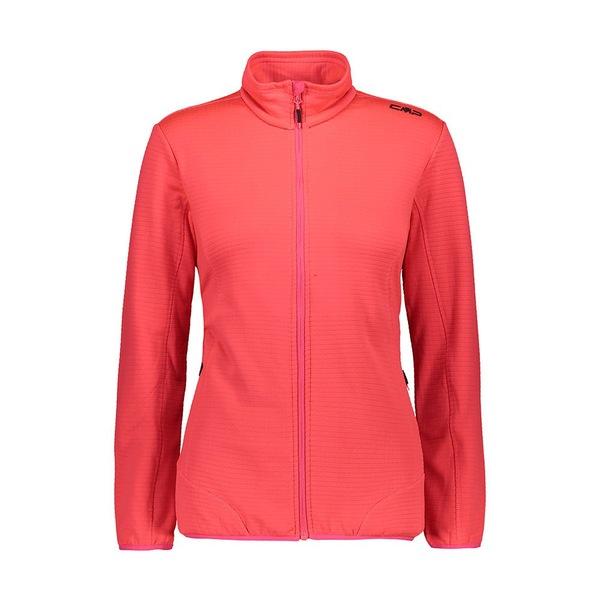 シーエムピー レディース 保障 アウター ジャケット ブルゾン wqff012a Gloss Jacket 全商品無料サイズ交換 CMP 新作通販