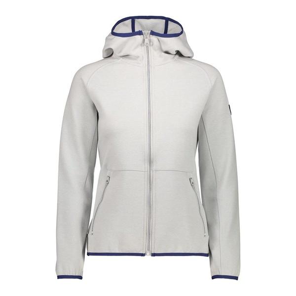 新作 大人気 シーエムピー レディース アウター ジャケット ブルゾン Ice Melange Fix Hood Jacket 全商品無料サイズ交換 wqff012a CMP ブランド買うならブランドオフ