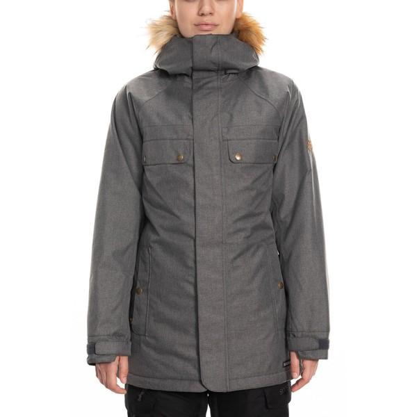 シックスエイトシックス レディース ジャケット&ブルゾン アウター 686 Dream Insulated Jacket - Women's Grey Melange