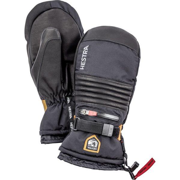ヘストラ メンズ 手袋 アクセサリー Hestra All Mountain CZone Mittens Black