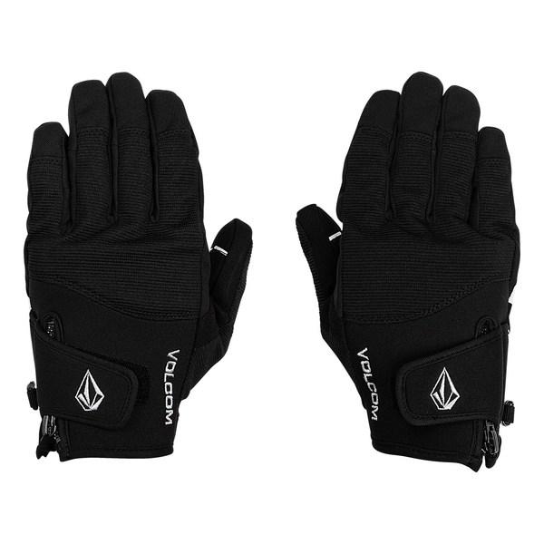 ボルコム メンズ 手袋 アクセサリー Volcom Crail Gloves Black