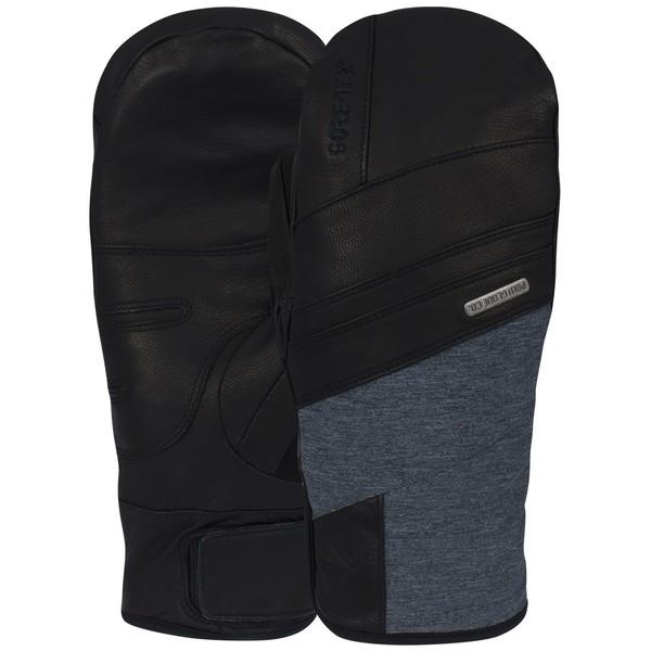 パウ メンズ 手袋 アクセサリー POW Royal GORE-TEX Mittens Black