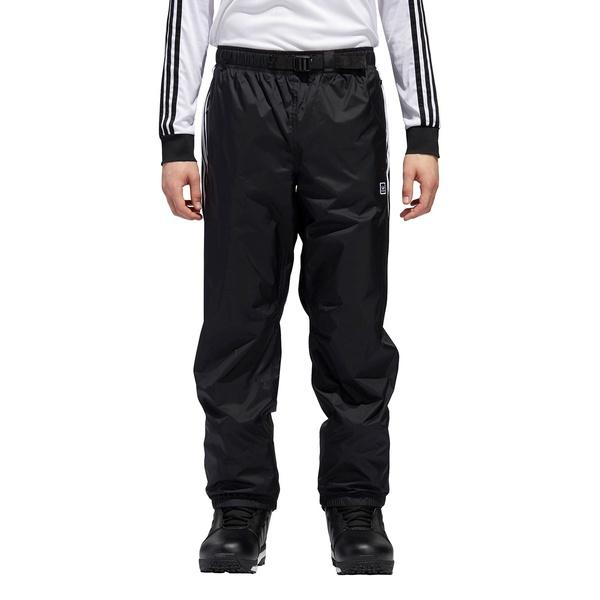 アディダス メンズ カジュアルパンツ ボトムス Adidas Slopetrotter Pants Black/White