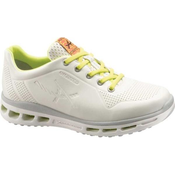 オールラウンダーバイメフィスト レディース スニーカー シューズ Bahia Sneaker White Crystal Leather