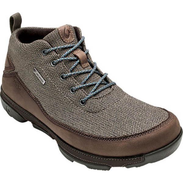 オルカイ メンズ ブーツ&レインブーツ シューズ UA KEA Waterproof Boot Clay/Espresso Textile