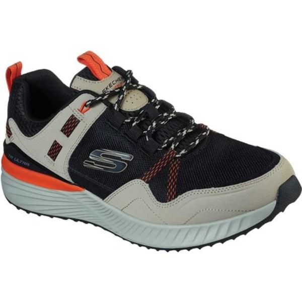 スケッチャーズ メンズ ブーツ&レインブーツ シューズ TR Ultra Walking Shoe Taupe/Black