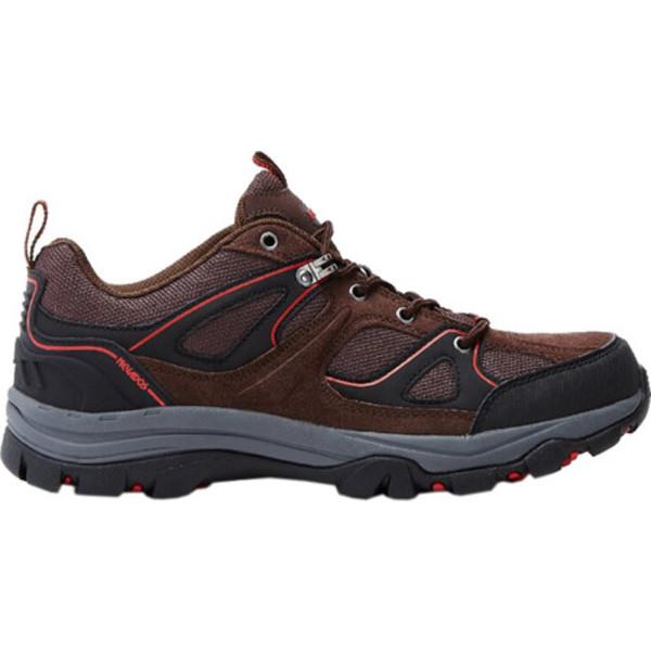 ネバドス メンズ ブーツ&レインブーツ シューズ Talus Low Hiking Shoe Dark Chestnut/Red Spice/Black Suede