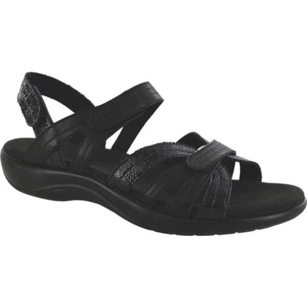 エスエーエス レディース サンダル シューズ Pier Strappy Sandal Pilot Leather