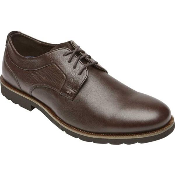 ロックポート メンズ ドレスシューズ シューズ Sharp & Ready 2 Plain Toe Oxford Java Leather