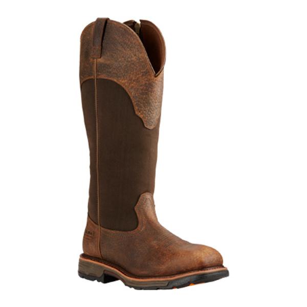 アリアト メンズ ブーツ&レインブーツ シューズ Workhog Snake Boot H2O Composite Toe Earth/True Timber Fang Stop Waterproof Leather