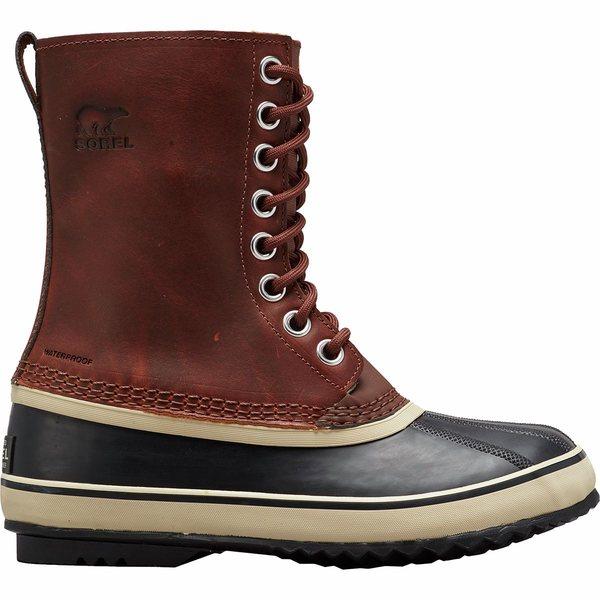 ソレル レディース ブーツ&レインブーツ シューズ 1964 Premium Leather Boot - Women's Cappuccino/Oxford Tan