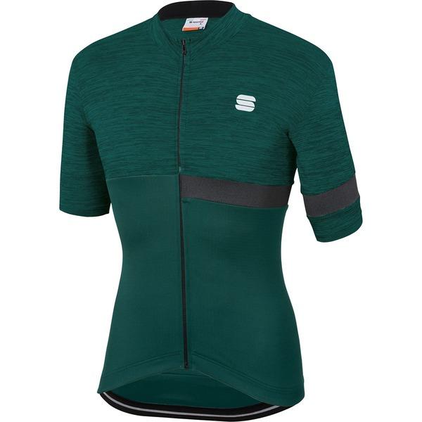 スポーツフル メンズ サイクリング スポーツ Giara Short-Sleeve Jersey - Men's Sea Moss