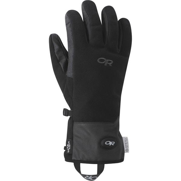 アウトドアリサーチ メンズ 手袋 アクセサリー Gripper Heated Sensor Gloves Black