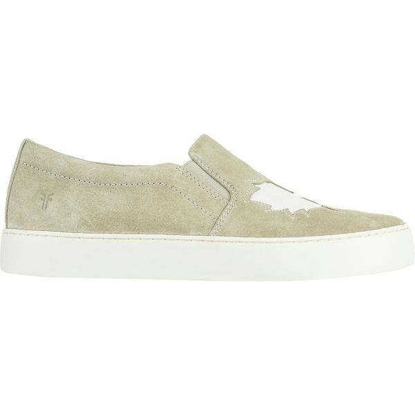 フライ レディース スニーカー シューズ Lena Floral Slip-On Sneaker - Women's Cement