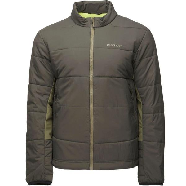 フライロー メンズ ジャケット&ブルゾン アウター Max Insulated Jacket - Men's Kombu/Kelp