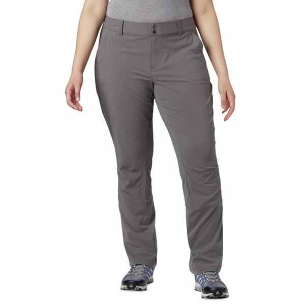 コロンビア レディース カジュアルパンツ ボトムス Saturday Trail Pant - Women's City Grey