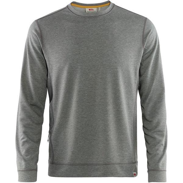 フェールラーベン メンズ シャツ トップス High Coast Lite Sweater - Men's Grey