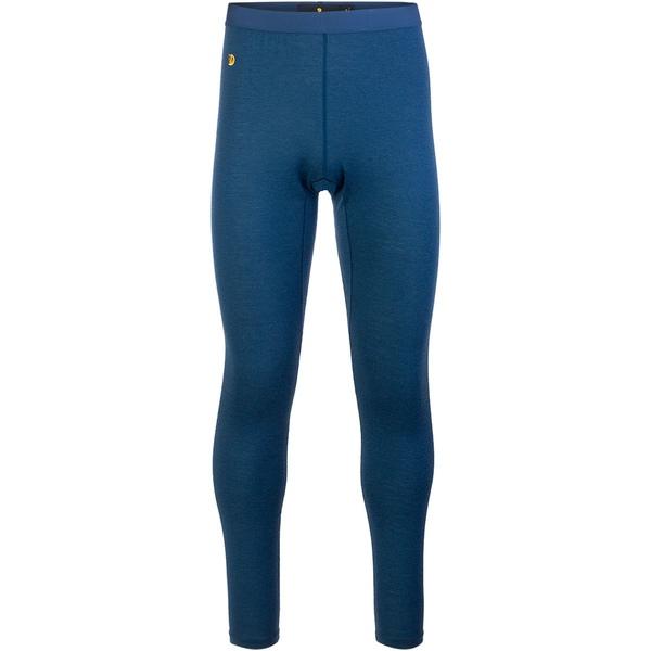 フェールラーベン メンズ カジュアルパンツ ボトムス Bergtagen Thinwool Long Johns - Men's Mountain Blue