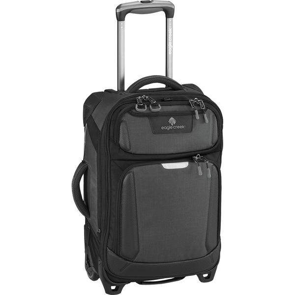 イーグルクリーク レディース ボストンバッグ バッグ Tarmac Carry-On 38L Rolling Gear Bag Asphalt Black