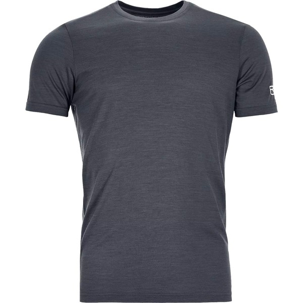 オルトボックス メンズ シャツ トップス 150 Cool Clean T-Shirt - Men's Black Steel