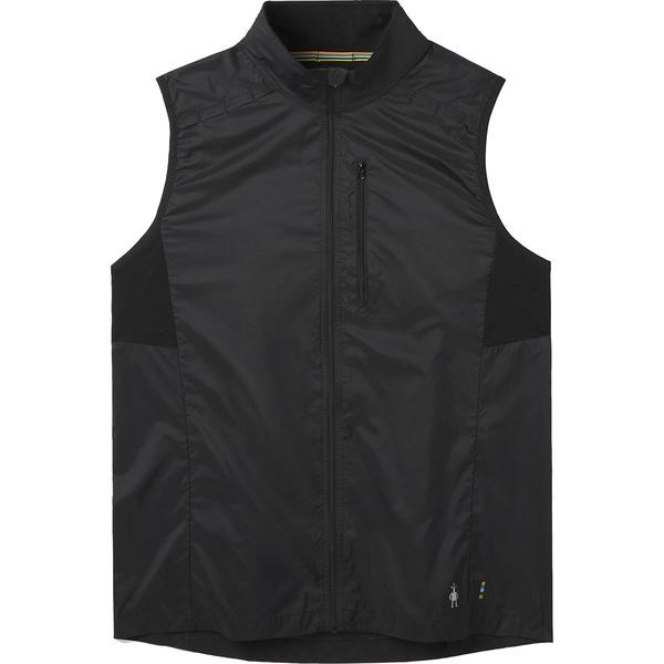 スマートウール メンズ ベスト トップス Merino Sport Ultra Light Vest - Men's Black