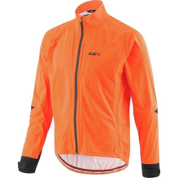 イルスガーナー メンズ サイクリング スポーツ Commit WP Cycling Jacket - Men's Orange Fluo