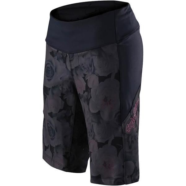 <title>トロイリーデザイン レディース スポーツ 信頼 サイクリング Floral Black 全商品無料サイズ交換 Luxe Short Shell - Women's</title>